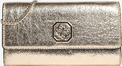 GUESS Clutch 'Walk Of Fame' in de kleur Goud, Productweergave