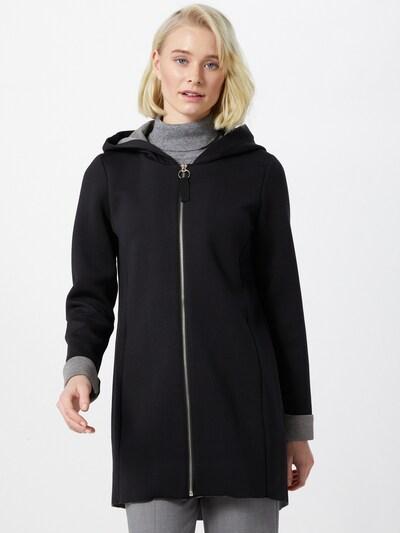 ONLY Manteau mi-saison 'LENA' en noir, Vue avec modèle