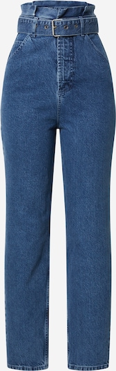 LeGer by Lena Gercke Jeans 'Sanja' in blue denim: Frontalansicht