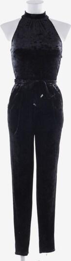 Michael Kors Samtoverall in XXS in schwarz, Produktansicht