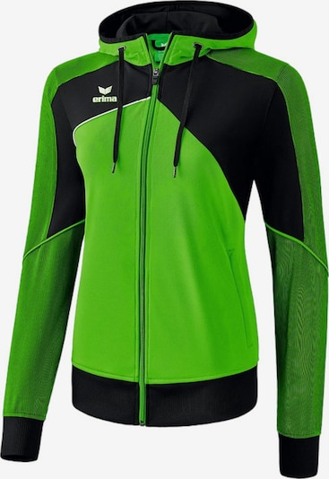 ERIMA Jacke in grün, Produktansicht