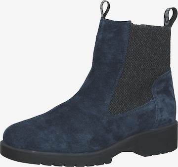Ganter Chelsea Boots in Blau