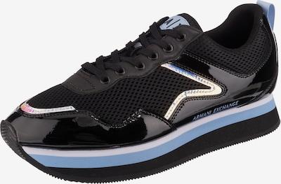ARMANI EXCHANGE Sneaker in blau, Produktansicht