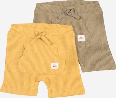 NAME IT Pantalon 'HARDY' en safran / kaki, Vue avec produit