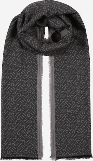 ESPRIT Halsduk i grå / svart, Produktvy