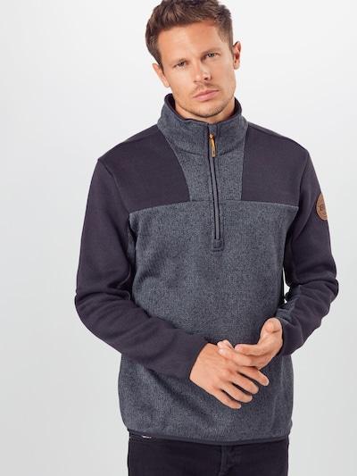 CMP Sportska sweater majica u grafit siva: Prednji pogled