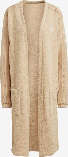ADIDAS ORIGINALS Płaszcz z dzianiny w kolorze beżowym, Podgląd produktu