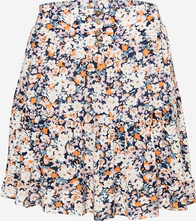 MINKPINK Skirt 'AVA' in Beige / Navy / Orange / Light pink / White, Item view