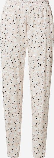 CALIDA Pyjamahose in pfirsich / schwarz / weiß, Produktansicht