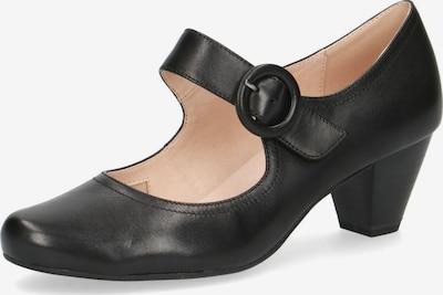 CAPRICE Slingpumps in de kleur Zwart, Productweergave