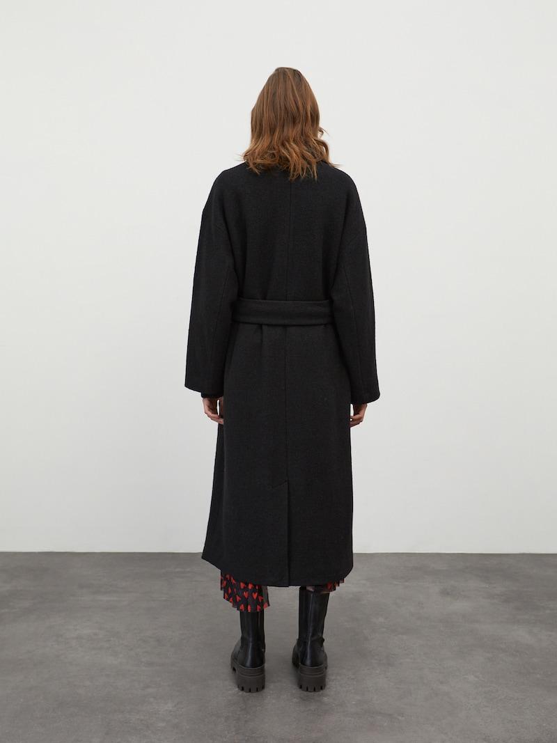 Mantel 'Una'