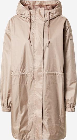 COLUMBIA Manteau outdoor 'Splash Side' en beige, Vue avec produit