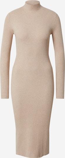 EDITED Kleid 'Hada' in beigemeliert, Produktansicht
