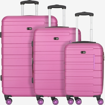 Travel Pal Kofferset 3tlg. in pink, Produktansicht