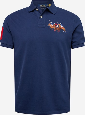 T-Shirt Polo Ralph Lauren en bleu