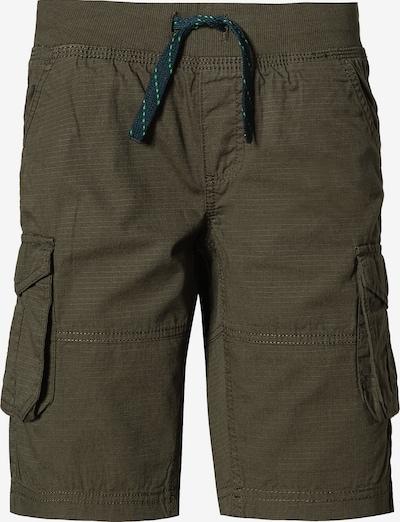 Pantaloni LEMON BERET pe verde închis, Vizualizare produs
