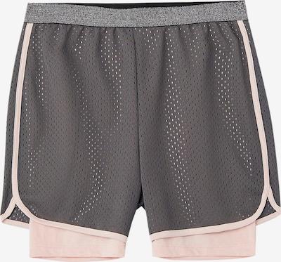 DeFacto Sporthose in grau / rosa, Produktansicht