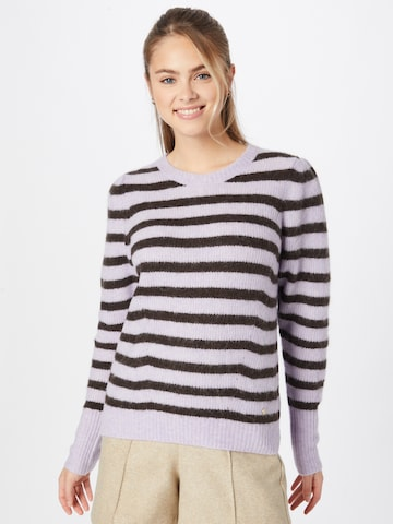 MOS MOSH Sweater in Purple