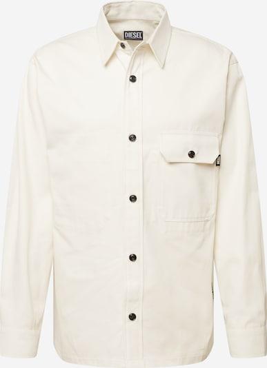 DIESEL Hemd in creme, Produktansicht