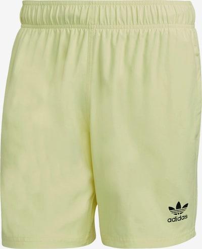ADIDAS ORIGINALS Swimming shorts in Yellow / Black, Item view