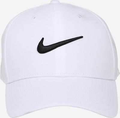 NIKE Athletic Cap 'Legacy91' in Black / White, Item view