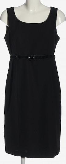 Mariposa Midikleid in L in schwarz, Produktansicht