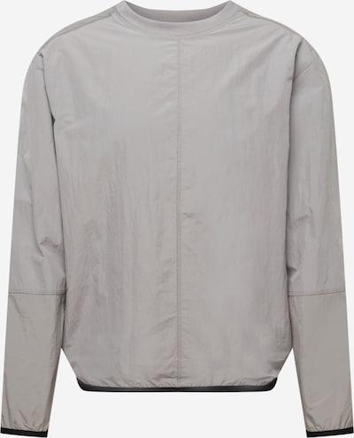 Bluză de molton 'Dennon' HUGO pe gri deschis, Vizualizare produs