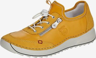Sneaker bassa RIEKER di colore giallo, Visualizzazione prodotti