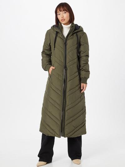 JDY Зимно палто 'SKY' в Каки, Преглед на модела