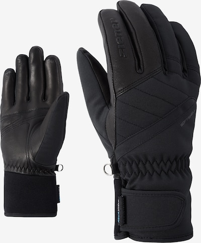ZIENER Ski-Handschuh 'KASADA AS(R)' in schwarz, Produktansicht