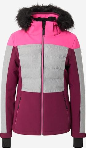 Giacca per outdoor di KILLTEC in rosa