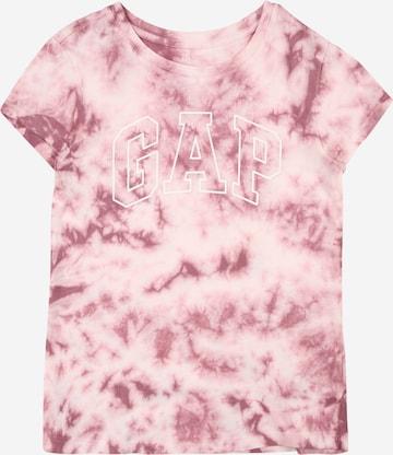 GAP T-shirt i rosa
