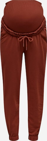 Only Maternity Pants 'Bless' in Red