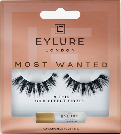 Eylure Artificial Eyelashes 'I <3 This Lashes' in Black, Item view