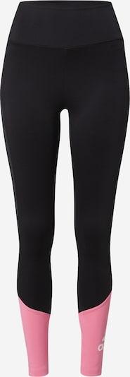 ADIDAS PERFORMANCE Sportovní kalhoty - světle růžová / černá / bílá, Produkt