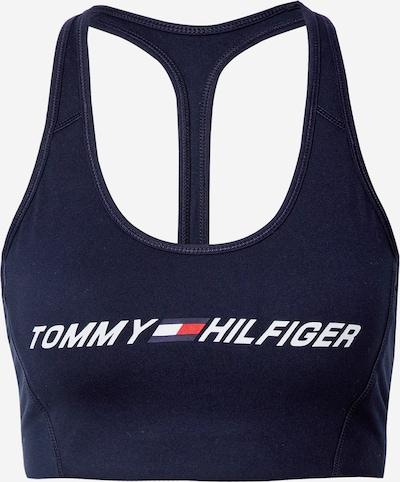 Tommy Sport Спортен сутиен в тъмносиньо / червено / бяло, Преглед на продукта