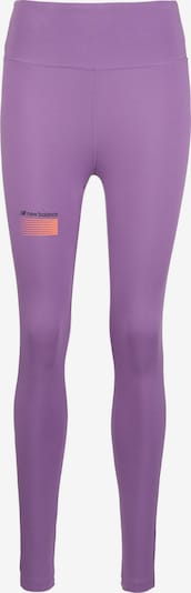 new balance Sport Style Optiks Leggings Damen in lila, Produktansicht