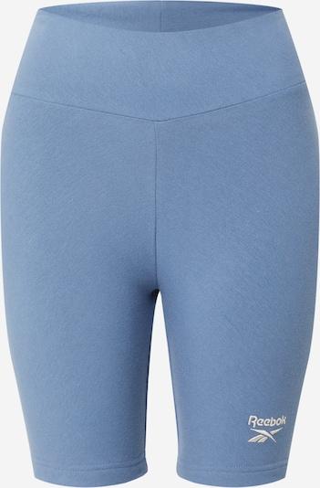 Reebok Classics Shorts in rauchblau / weiß, Produktansicht