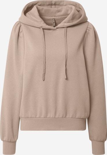 PIECES Sweatshirt in taupe, Produktansicht