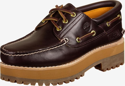 TIMBERLAND Chaussure à lacets en bourgogne, Vue avec produit