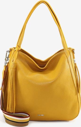 Suri Frey Shopper ' Lory ' in gelb, Produktansicht