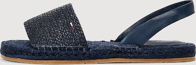 Tommy Jeans Sandale in blau, Produktansicht