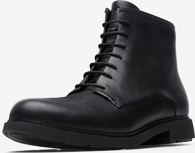 CAMPER Lace-up bootie 'Neuman' in Black, Item view