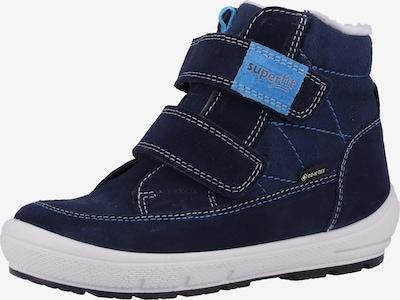 SUPERFIT Stiefel in kobaltblau, Produktansicht