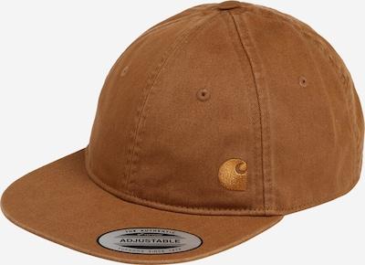 Șapcă 'Mason' Carhartt WIP pe maro / galben auriu, Vizualizare produs