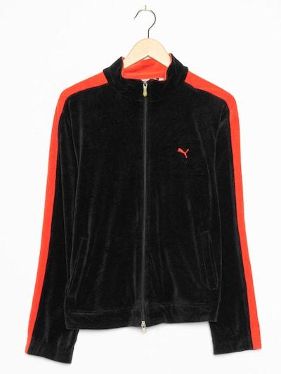 PUMA Sportjacke in L in schwarz, Produktansicht
