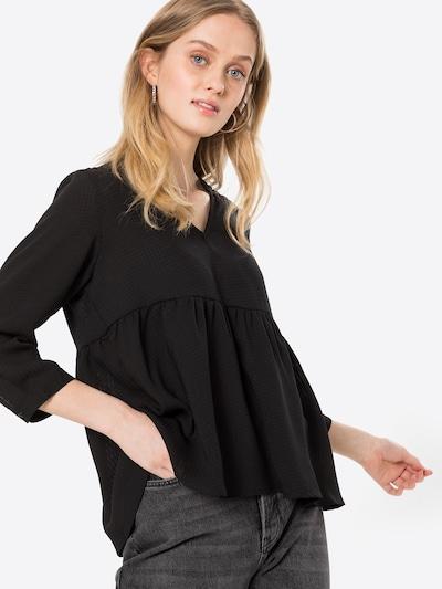 Camicia da donna 'Bloom' ONLY di colore nero, Visualizzazione modelli