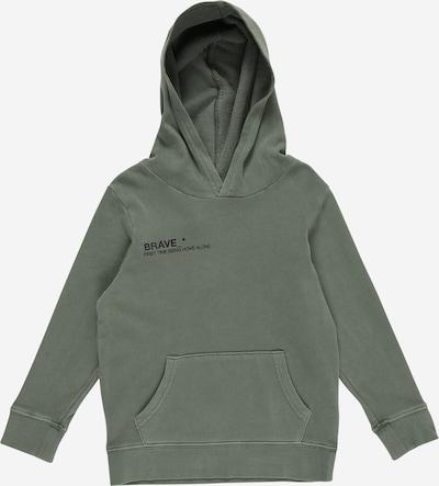 Megztinis be užsegimo 'MILO' iš Cotton On, spalva – tamsiai žalia / juoda, Prekių apžvalga