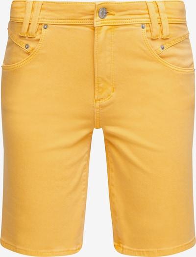 s.Oliver Jeans in de kleur Safraan, Productweergave
