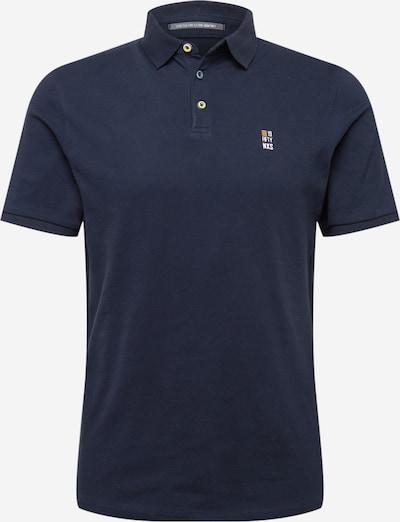 No Excess Poloshirt in nachtblau / weiß, Produktansicht